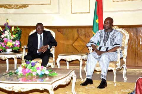 Santé: La Banque mondiale soutient les priorités du gouvernement Burkinabè