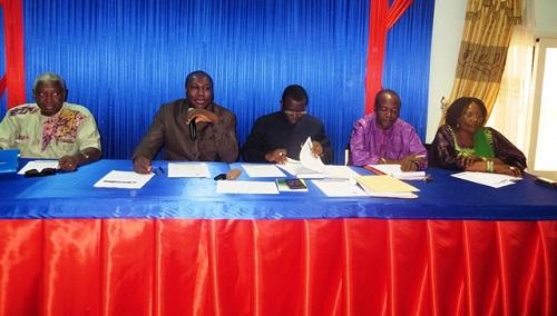 Politique: L'UPC exclut deux militants pour
