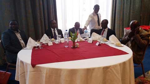 Développement du sport au Burkina: Le Ministre Taïrou Bangré met les ambassades à contribution