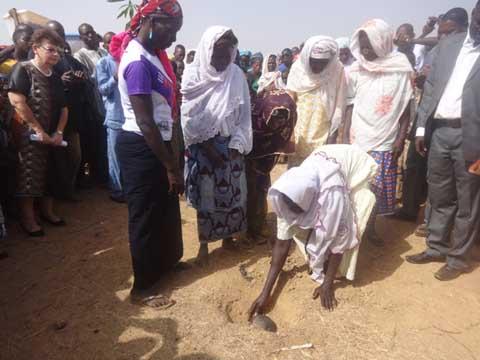 Abandon de l'excision et du mariage d'enfants: 100 villages de la région du plateau-central s'engagent