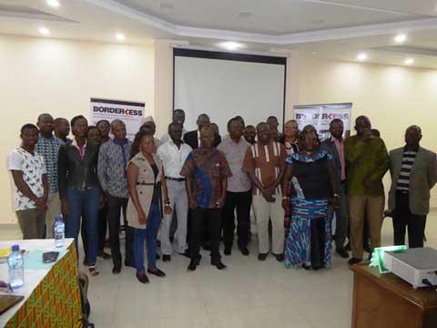 Accord sur la facilitation des échanges: Des journalistes ont été formés