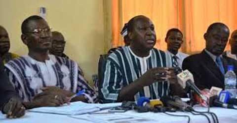Opposition politique: Compte-rendu de la réunion du 20 décembre 2016