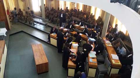 Procès du projet d'attaque de prison militaire: Après des tractations, le dossier est renvoyé au 5 janvier