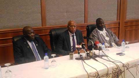 ''Presque 80% du budget de l'UA dépend des partenaires extérieurs. Dans ces conditions, peut-on parler de souveraineté, d'indépendance, de dignité? '', Pr Abdoulaye Bathily, candidat à la Commission de l'UA
