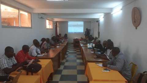 L'ITIE: Des acteurs outillés sur le contenu du nouveau code minier à Bobo-Dioulasso