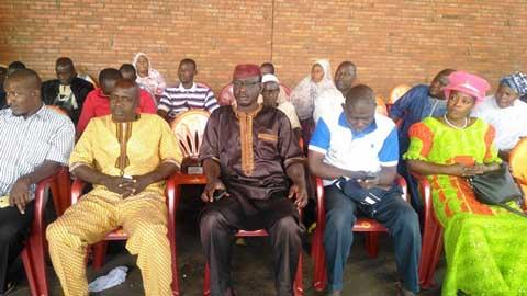 Secteur informel: L'association Sougrinooma sensibilise ses membres au civisme fiscal