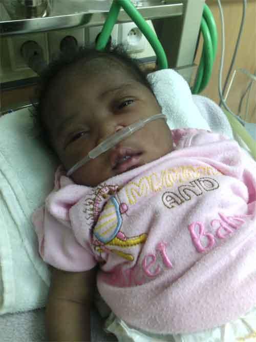 Le calvaire d'un petit ange à l'hôpital National Blaise Compaoré