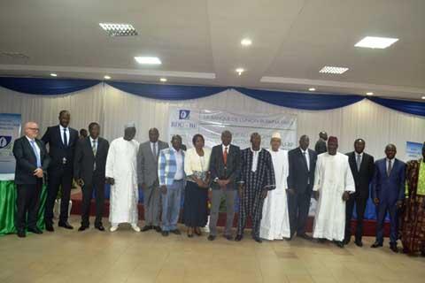 Intégration sous-régionale: Une nouvelle banque s'installe au Burkina