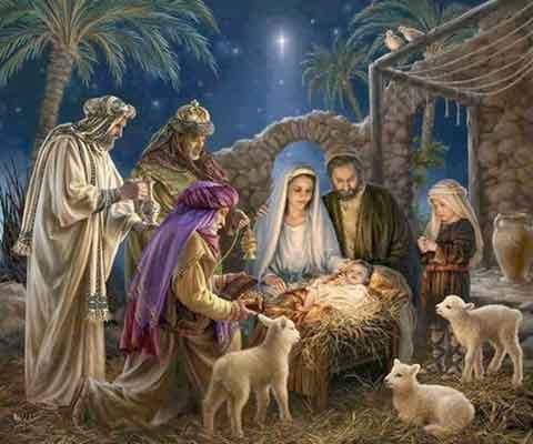 Horaires des messes de Noël 2016 et des messes du nouvel an 2017