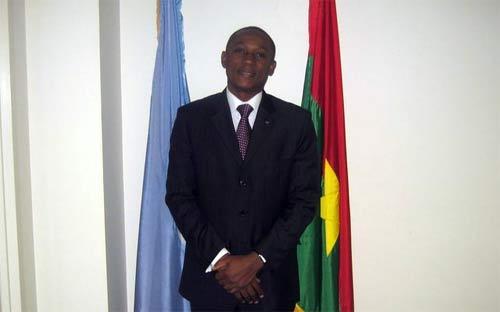 Jean Baptiste Natama lauréat du Prix Mandela du panafricanisme 2016