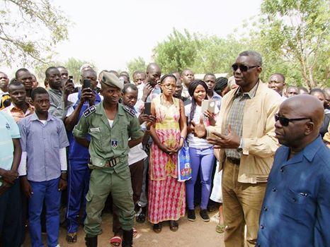 Opération conjointe de sécurisation des frontières entre le Burkina et le Togo: Plus de 100 individus interpelés, 75 motos saisies et 41 coupe-coupe récupérés