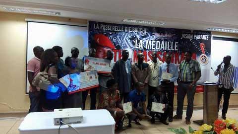 1re édition de la médaille «Thomas Sankara de l'innovation»: Les frères Sanfo raflent l'or