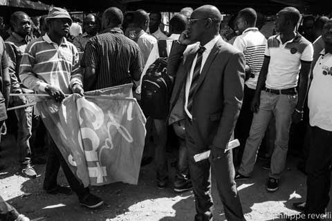 Commémoration de l'historique grève des 17 et 18 décembre 1975