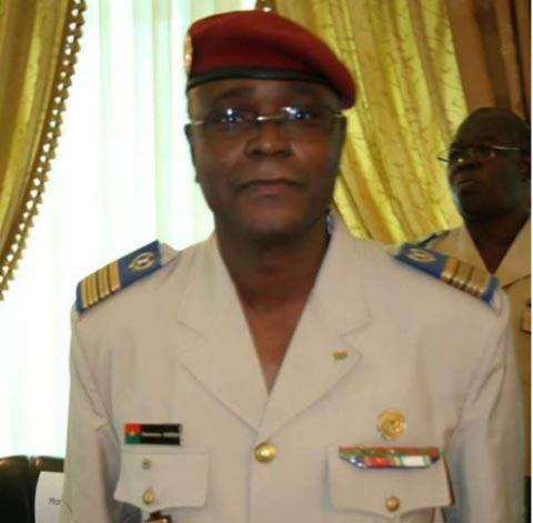 CEMGA, Colonel Major Oumarou Sadou: Bienvenue, l'heure est grave!