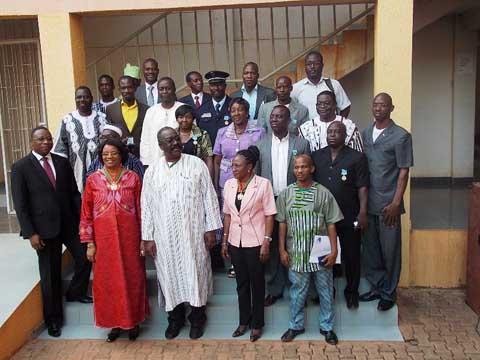 Décorations: Le Conseil supérieur de la communication récompense ses agents