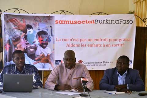 Enfants en situation de rue: Le Samusocial Burkina Faso interpelle les pouvoirs publics