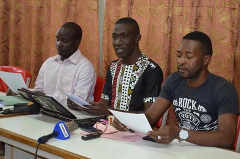 Affaire 1 million des députés: Des OSC trouvent cela méprisant pour le peuple burkinabè