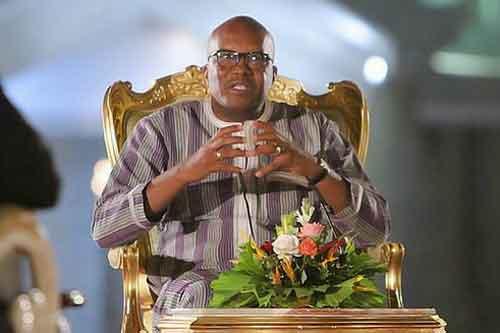 Présidence du Faso: Roch Kaboré fait le bilan de sa première année de gouvernance