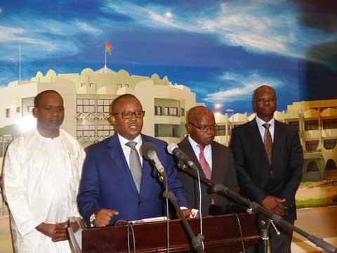 Coopération Sud/Sud: De «très bonnes relations» entre la Guinée -Bissau et le Burkina