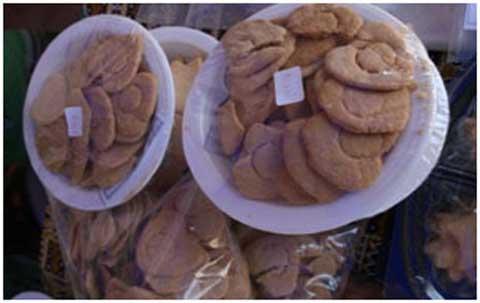 Recette du week-end: Biscuit de niébé (Haricot)