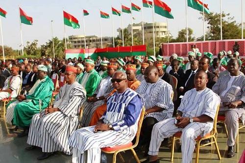 Vœux du nouvel an: Les trois souhaits des corps constitués au président du Faso