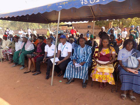 Lutte contre le VIH: Une foire santé pour toucher davantage les communautés