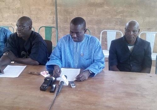 Crise au conseil municipal de Fada: Les conseillers de l'opposition s'expliquent