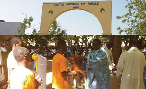 Centre agricole de Goundi: Un jubilé d'or dans la lumière de la naissance du Christ