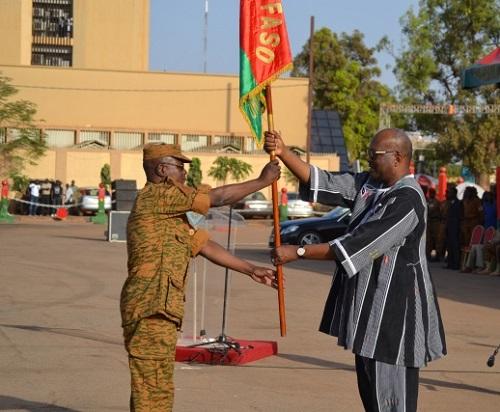 Armée nationale: Après sa prise de commandement, le Colonel-major  Oumarou Sadou dévoile ses cibles