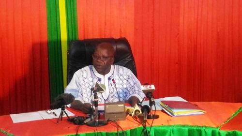 MATDSI: Simon Compaoré accomplit son devoir de redevabilité!