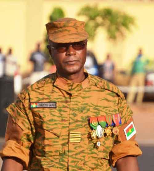 Forces armées nationales: Oumarou Sadou devient le septième général en activité