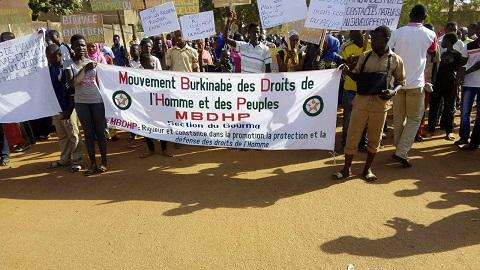 Dégradation des routes à l'Est: Une énième marche-meeting pour interpeller le gouvernement