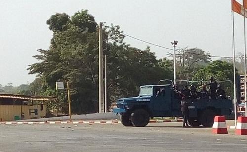 Côte d'Ivoire: Une mutinerie de militaires paralyse Bouaké, Korhogo et  Daloa