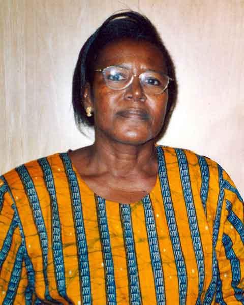 Décès de Madame Cathérine COULIDIATI/OUOBA: Faire-part