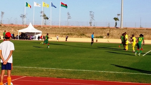 Football : Le Burkina bat le Mali en match amical (2-1)
