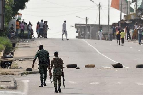 Côte d'Ivoire: fin de la mutinerie, retour au calme à Bouaké