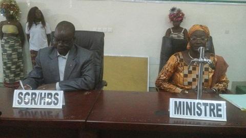 Le Projet pour l'autonomisation des femmes et le dividende démographique au sahel lancé à Bobo-Dioulasso