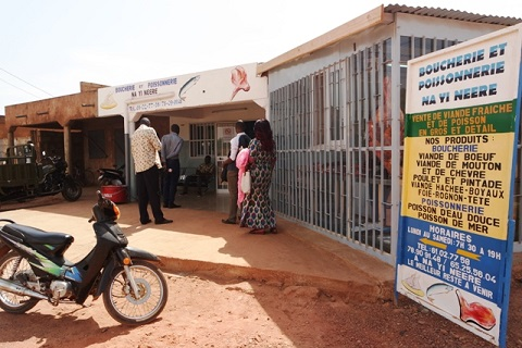 Filières agro-sylvo-pastorales: Des entrepreneurs modèles reçoivent la visite du PAFASP et de la Maison de l'Entreprise