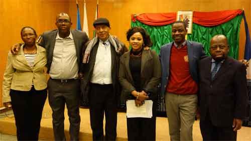 Dix ans de la disparition de Joseph Ki-Zerbo: Hommage à l'ambassade du Burkina Faso à Paris