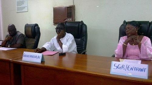 Région du Nord: Irène Coulibaly, nouvelle Secrétaire Générale