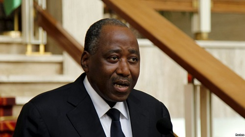 Amadou Gon Coulibaly nommé nouveau Premier ministre en Côte d'Ivoire