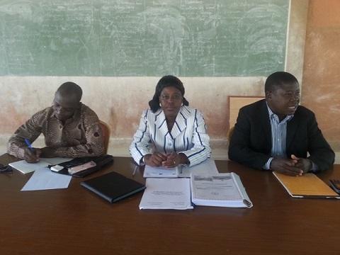 Ziniaré: Des responsables CDP de l'Oubritenga prennent connaissance du bilan des activités parlementaires de l'année 2016