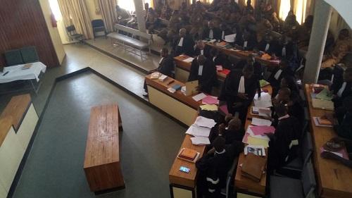Procès des militaires: Les généraux Pingrenoma Zagré et Gilbert Diendéré ne seront pas entendus à ce stade de la procédure