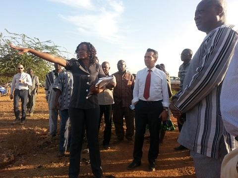 Ouagadougou: Des députés français visitent des infrastructures ou projets financés par l'Agence française de développement