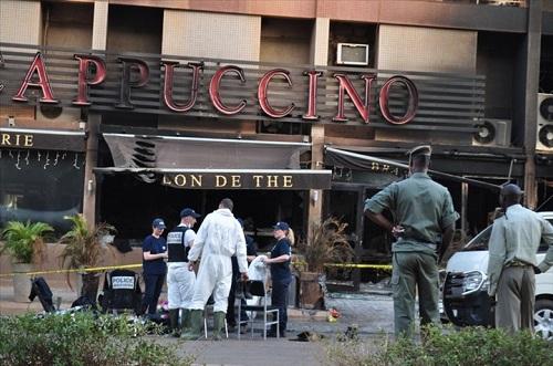 Attaques terroristes du 15 janvier 2016: Trois suspects en détention préventive