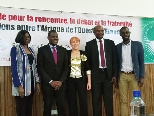 «Les entretiens eurafricains»: Une association régionale  avec pour siège Ouagadougou