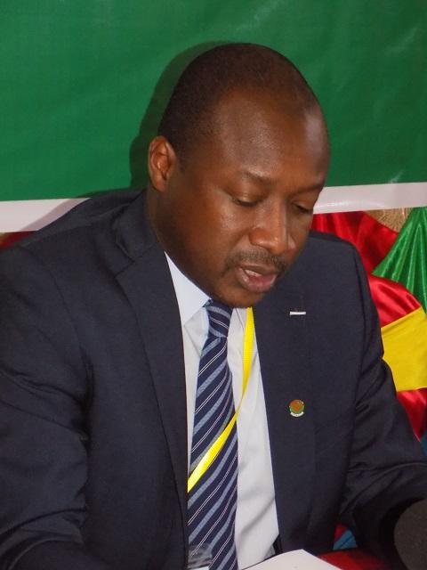 Chambre des mines du Burkina: Tidiane René Barry, nouveau PCA