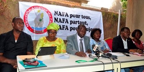 Analyse  de la NAFA sur l'an 1 du pouvoir MPP