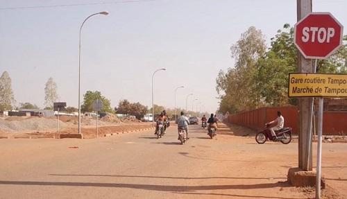 Ouagadougou: L'incivisme routier en images