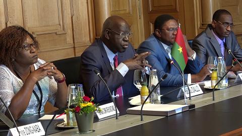Visite des députés burkinabè en Suisse: Un franc succès de la coopération parlementaire